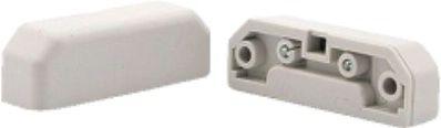 Sensor Magnético C/ Fio - Sobrepor Branco - Par - Importado