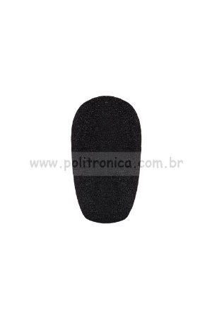 Espuma (Protetor) para Microfone de Mesa Pro 2K - PL3 - Preta - Lika