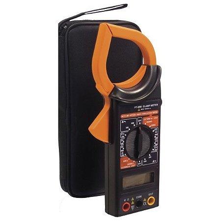 Alicate Amperímetro Digital C/ Temperatura - Importado