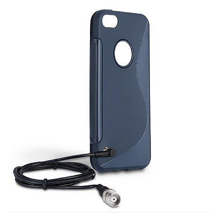 Kit Adaptador para Celular IPHONE 7 - CF-435 (Indução) Tipo Capa - Aquário