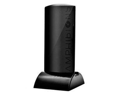 Antena VHF/UHF/HDTV Interna e externa amplificada PROHD-2000A