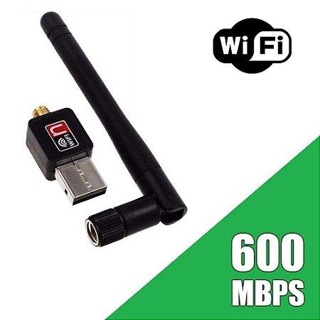 Adaptador Wireless Usb Wi-fi