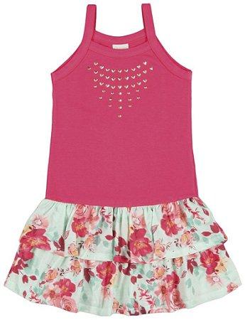 Vestido | Quimby - Rosa Rouge