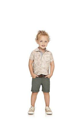 Camisa   Quimby - Tropical