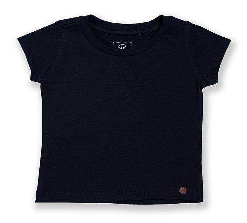 T-shirt basic - preta