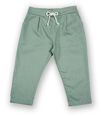 Calça Alfaiataria - Verde