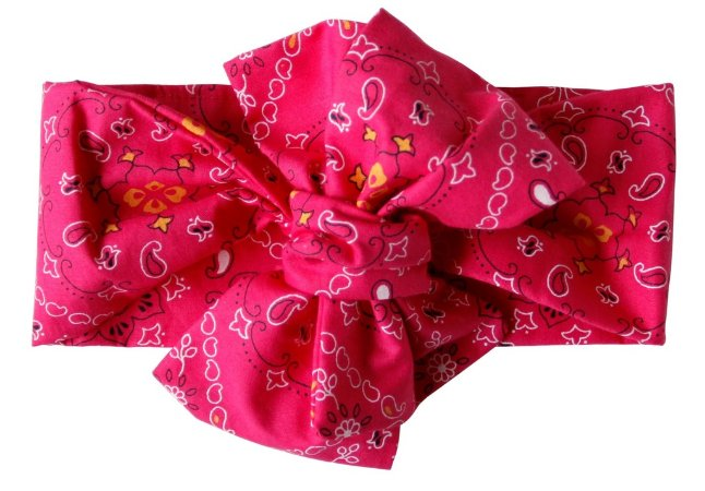 Headwrap | Maxilaço - Bandana Pink