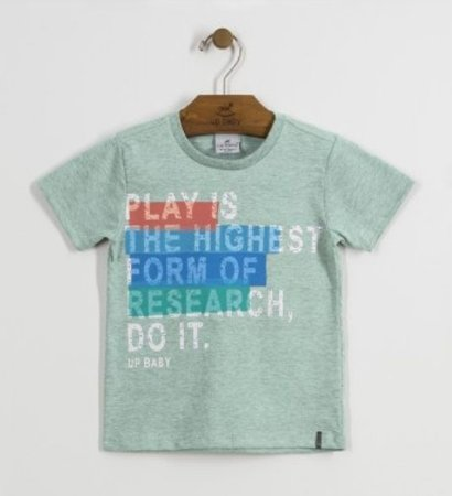 Camiseta   Up Baby - Research V