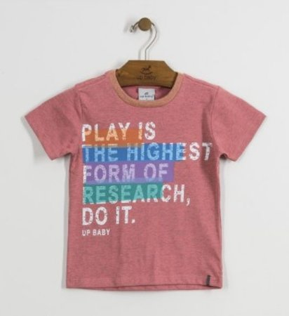 Camiseta | Up Baby - Research L