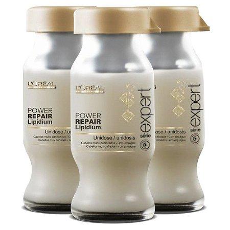 L'Oréal Professionnel Absolut Repair Power Repair Cortex Lipidium - Ampola de Tratamento 3x 10ml