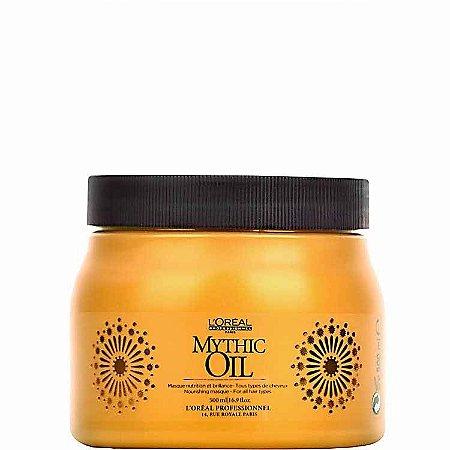 L'Oréal Professionnel Mythic Oil Masque - Máscara de Tratamento 500ml