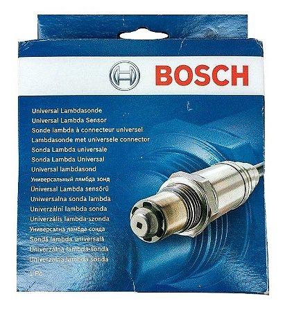 Sonda Lambda Bosch Universal 4 Fios Planar 0258986602