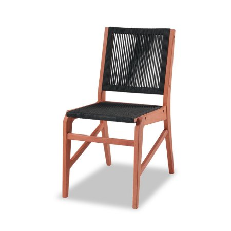 Cadeira Cannes cor Mogno