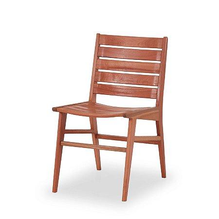 Cadeira Cozumel cor Mogno