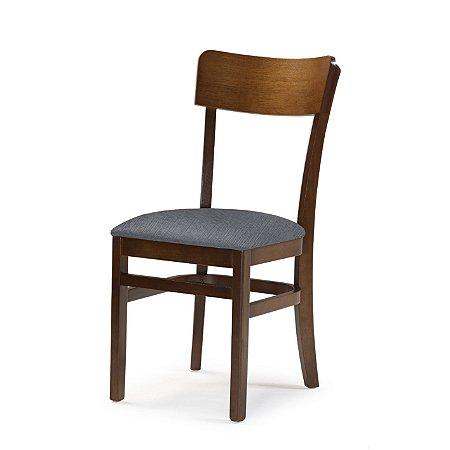 Cadeira Portugal Assento Estofado Grafiatto 4.2.487