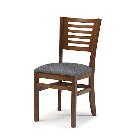 Cadeira Lina Assento Estofado Grafiatto 4.2.487