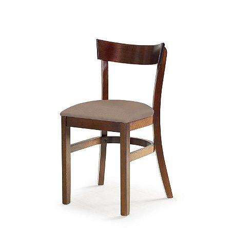 Cadeira Barcelona Assento Estofado Nude 4.2.929