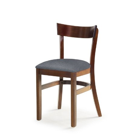 Cadeira Barcelona Assento Estofado Grafiatto 4.2.487