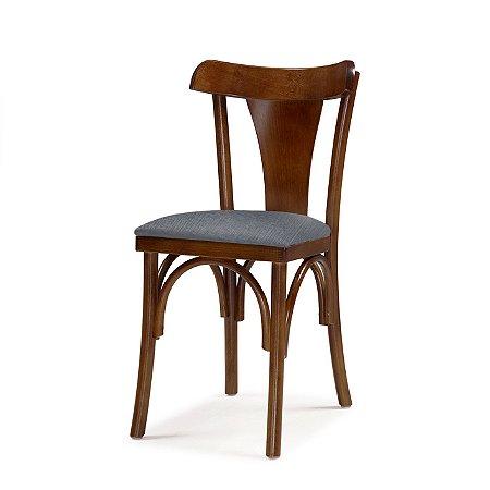Cadeira Nice Assento Estofado Grafiatto 4.2.487