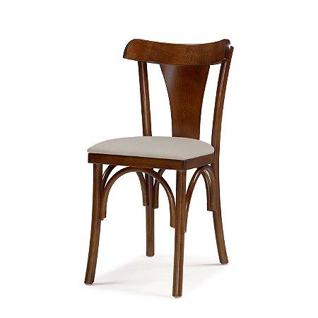 Cadeira Nice Assento Estofado Fendi 4.2.930