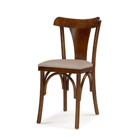 Cadeira Nice Assento Estofado Nude 4.2.929