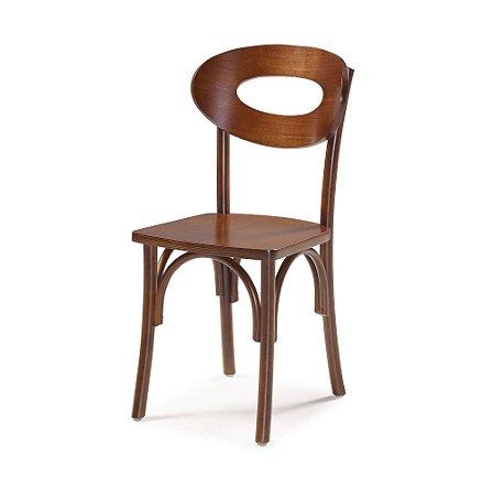 Cadeira Bariloche Cor Castanho