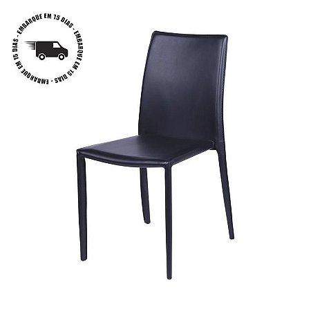 Cadeira Glam couro ecológico