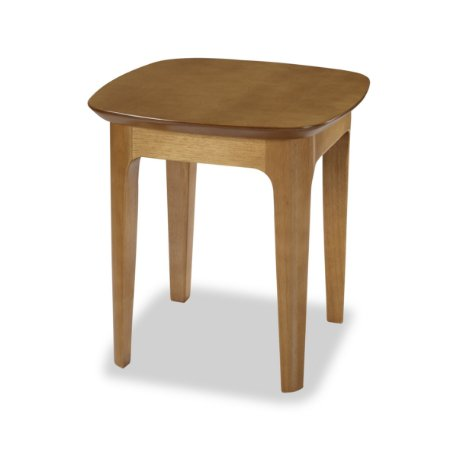 Mesa Lateral Aviditá em madeira maciça