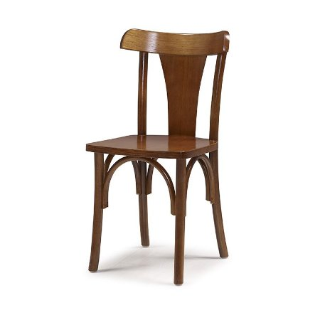 Cadeira Nice em madeira assento multilaminado