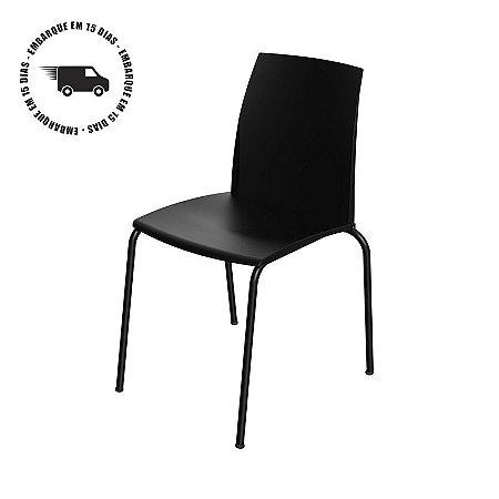 Cadeira URBAN pés em aço carbono