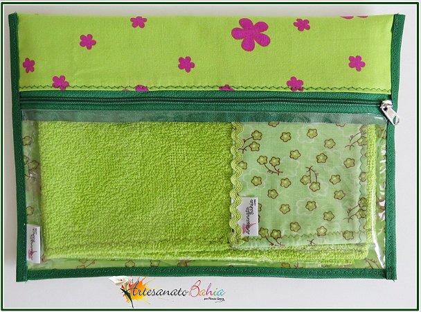 Kit de Higiene Bucal- Rose & Green