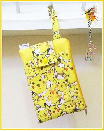Carteirinha- Pikachu
