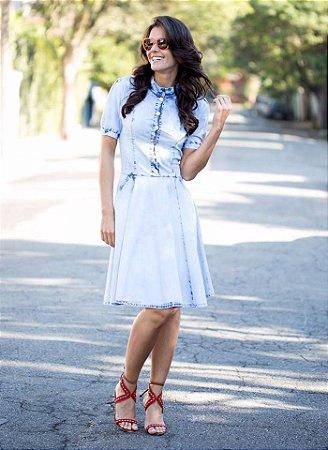 Vestido Larissa | Joyaly | Moda Evangélica
