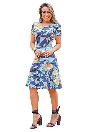 Vestido Leandra | Boutique K | Moda Evangélica