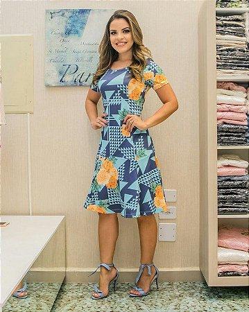 Vestido Leandra - 0692 - Boutique K