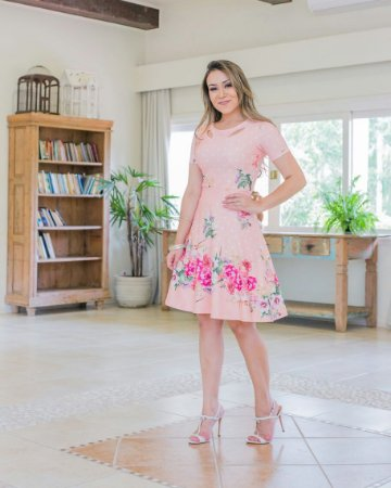 Vestido Laura - 852 - Boutique K