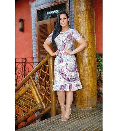 Vestido de Suplex - 5885 - NK3