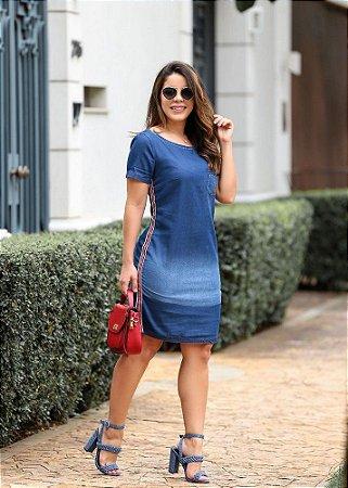 Vestido Jeans Thais - Ref. 1304
