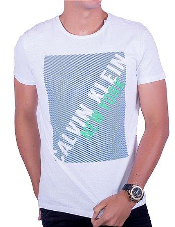Camiseta T-shirt  C K