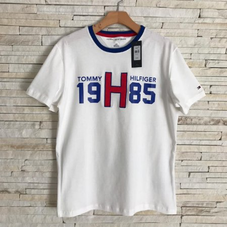 Camiseta T-Shirt TH Branca