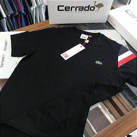 Camiseta T-Shirt L-16 Preta