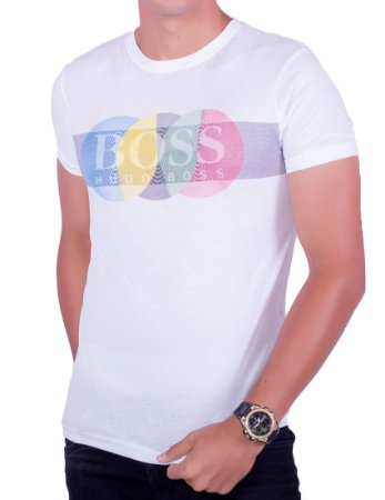 Camiseta T-Shirt Hugo Boss