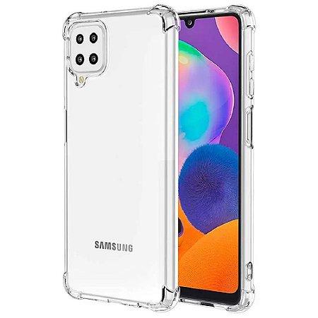 Capinha Samsung A22 4G Silicone Anti Impacto - Armyshield