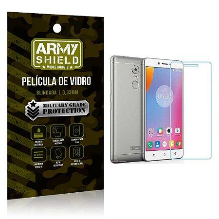 Película de Vidro Lenovo k6 plus - Armyshield
