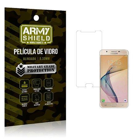 Película de Vidro Samsung j7 prime - Armyshield