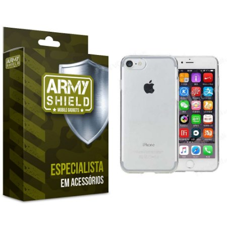 Capa TPU Iphone 7 - Armyshield