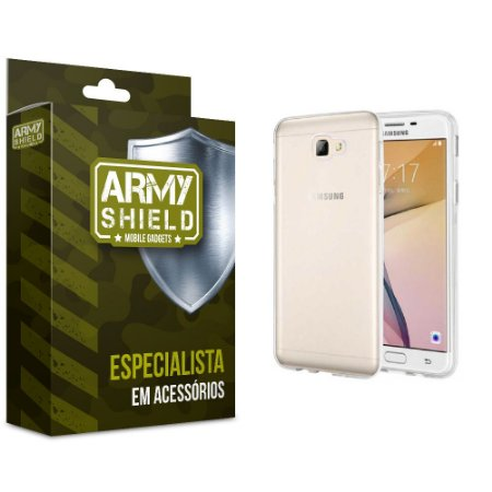 Capa TPU Samsung j7 prime - Armyshield