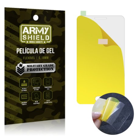 Película de Gel LG K10 Power  - Armyshield