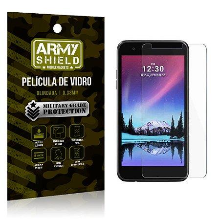 Película de Vidro LG K8 Novo - Armyshield