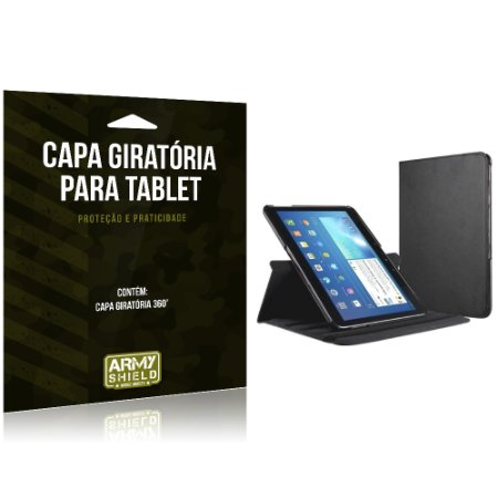 Capa Giratória para Tablet Samsung Galaxy Tab 3 7.0' Lite T110 - Armyshield